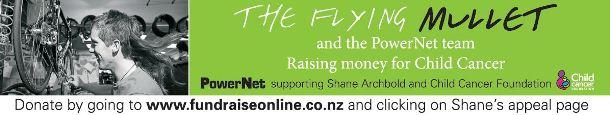The Flying Mullet Fundraiser