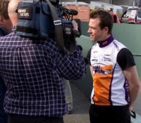 Brett Tivers interviewed by One News