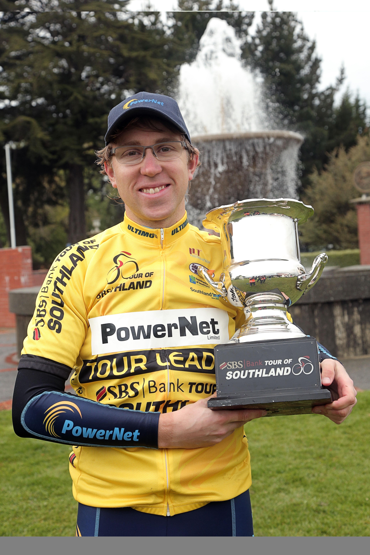 Brad Evans Tour winner