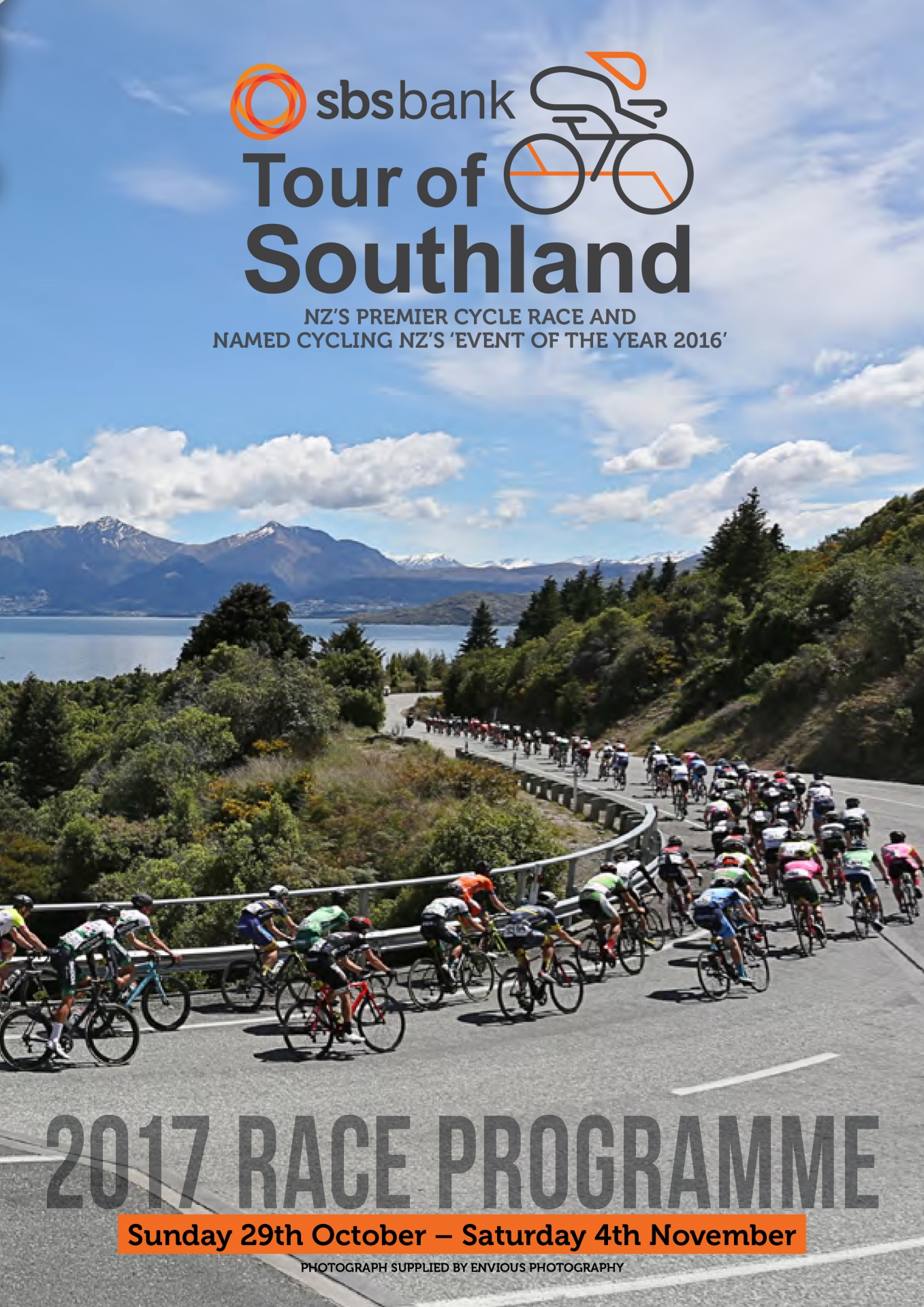 Tour of Southland 2017 Cover
