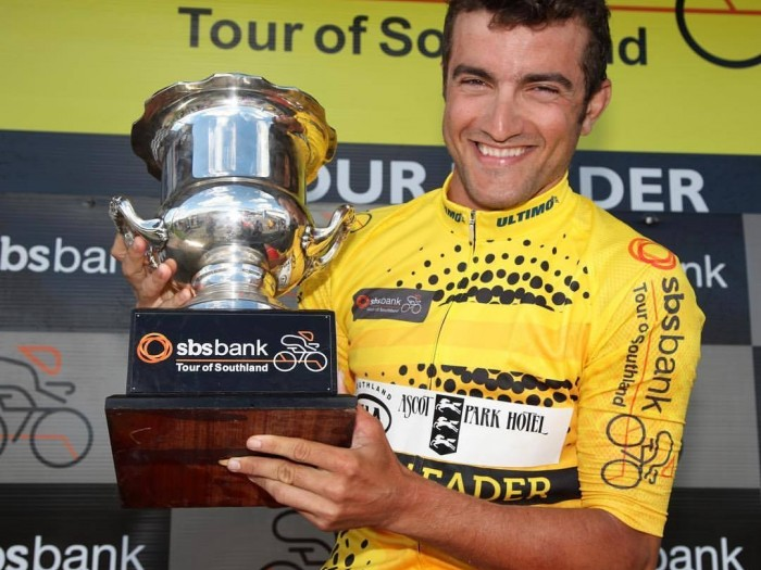 James Piccoli wins the 2017 SBS Bank Tour of Southland
